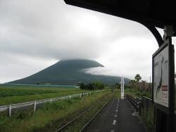 JR最南端の駅「西大山」.jpg