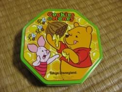 プーさんのCookies&Honey.JPG
